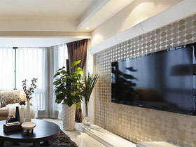电视背景墙装修效果图25