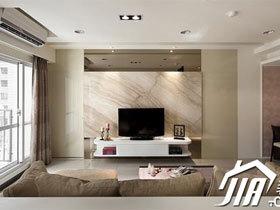 电视背景墙装修效果图12