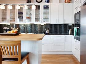 厨房装修效果图348
