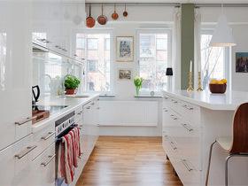 厨房装修效果图343
