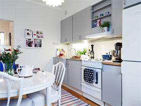 厨房装修效果图340