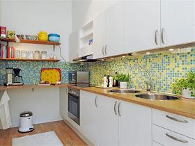 厨房装修效果图278