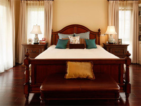 13款清新唯美  卧室装修效果图