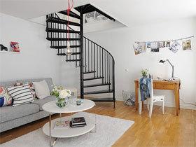 楼梯装修效果图76