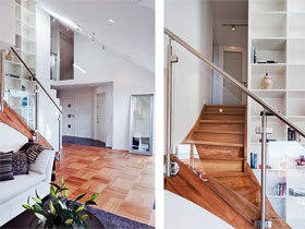 楼梯装修效果图75