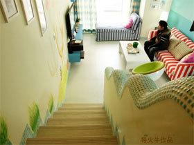 楼梯装修效果图66