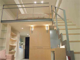 楼梯装修效果图59