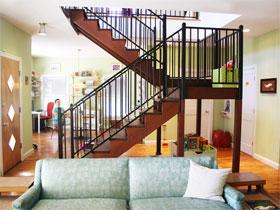 楼梯装修效果图57