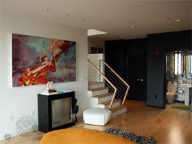 楼梯装修效果图55