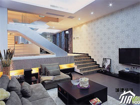 楼梯装修效果图37