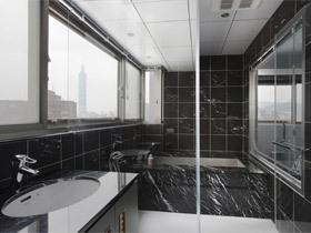 卫生间装修效果图254