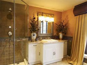 浴室柜装修效果图96