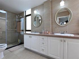 浴室柜装修效果图94