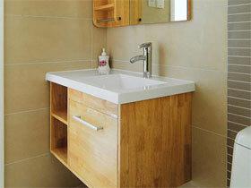 浴室柜装修效果图91
