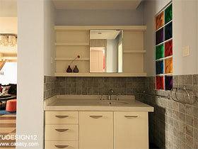 10个陈禹设计精美浴室柜