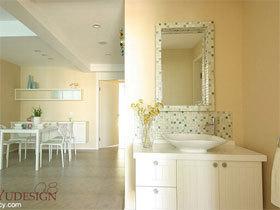 陈禹设计 8个清新浴室柜