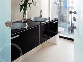 浴室柜装修效果图87
