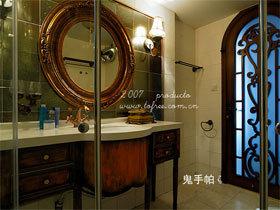 知名设计师的经典浴室柜设计作品