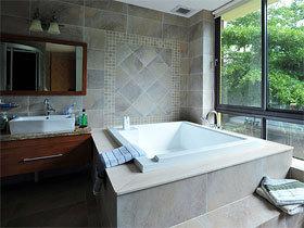 浴室柜装修效果图84