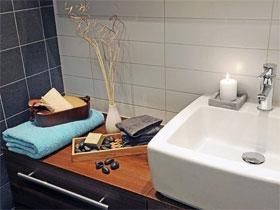 浴室柜裝修效果圖80