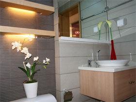 浴室柜装修效果图42
