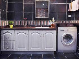 浴室柜装修效果图41