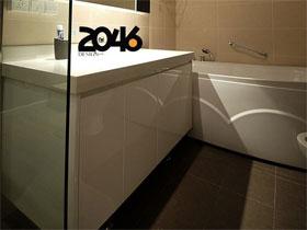 浴室柜裝修效果圖40