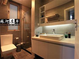 浴室柜装修效果图36
