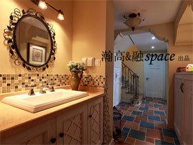 浴室柜装修效果图33