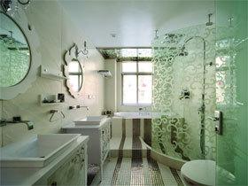 浴室柜装修效果图26