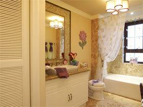 浴室柜装修效果图25