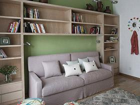三米設計 簡約休閑頂樓公寓