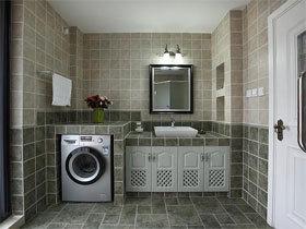 洗手台装修效果图199