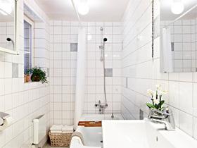 洗手台装修效果图177