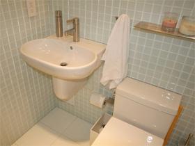 洗手台装修效果图175