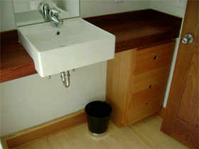 洗手台装修效果图171