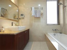 洗手台装修效果图167