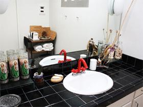 洗手台装修效果图162
