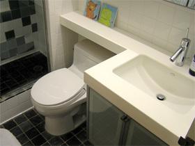 洗手台装修效果图158