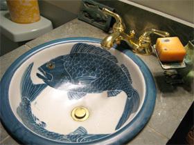 洗手台装修效果图155