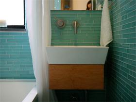 洗手台装修效果图139