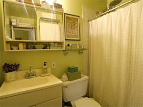 洗手台装修效果图137