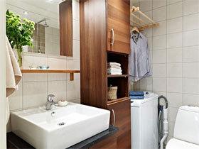 洗手台装修效果图123