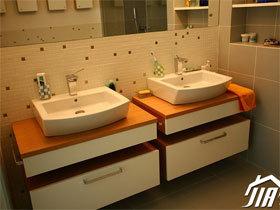 洗手台装修效果图105