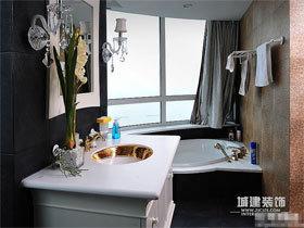 洗手台装修效果图96