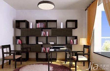 80后书房特性化装饰 留存在愿望中的空间