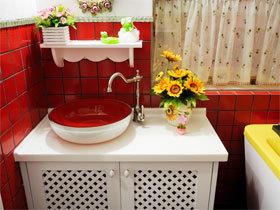 洗手台装修效果图64