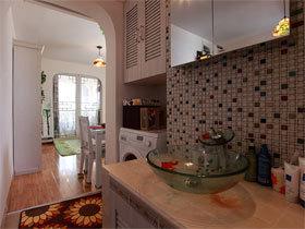 洗手台装修效果图54