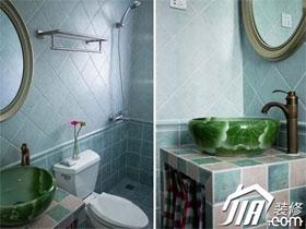 洗手台装修效果图44