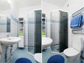 卫浴挂件装修效果图1